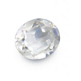 11.25 Ratti Diamond Cut Zircon Natural Birthstone GLI Certified