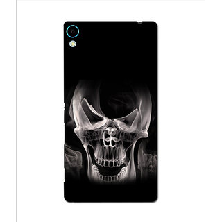 instyler PREMIUM DIGITAL PRINTED 3D BACK COVER FOR SONY C6