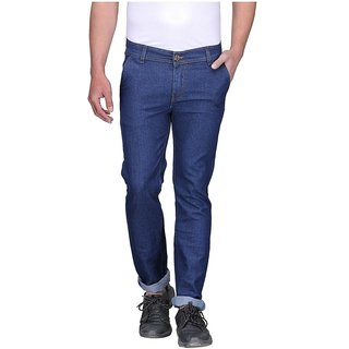 Indiana Regular Fit Denim Jeans -Blue