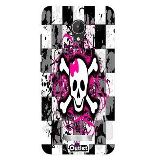 HIGH QUALITY PRINTED BACK CASE COVER FOR Micromax Q391 Canvas Doodle 4 ALPHA 139