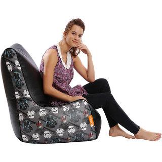 ORKA - Star Wars Dark Digital Printed Bean Chair Cover