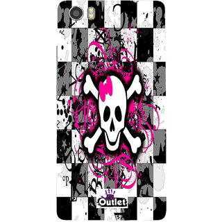 HIGH QUALITY PRINTED BACK CASE COVER FOR Micromax Canvas Fire 4G Plus Q412 ALPHA 139