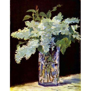 The Museum Outlet - Still Life by Manet - Poster Print Online Buy (30 X 40 Inch)