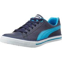 Puma Salz Iii Idp Men'S Blue Lace-Up Sneakers Shoes