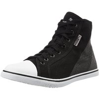 Puma Streetballer Mid Geo Idp Men'S Black Lace-Up Sneakers Shoes