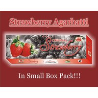 Incense Sticks Strawberry Agarbatti - Small Box
