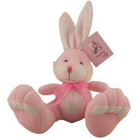 Touchy Car Hanging Bunny ,Soft Toy,22 CMS