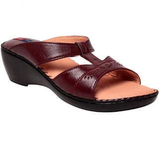 MSC Women's Maroon Heels