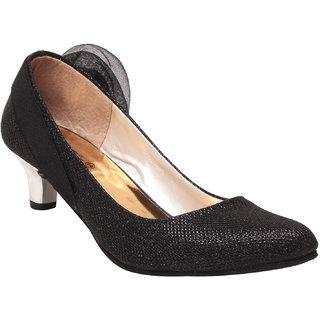MSC Women's Black Heels