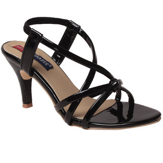 MSC Women's Black Heels