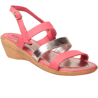 MSC Women's Pink Wedges