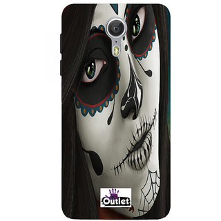 HIGH QUALITY PRINTED BACK CASE COVER FOR YU YUNICORN ALPHA 137
