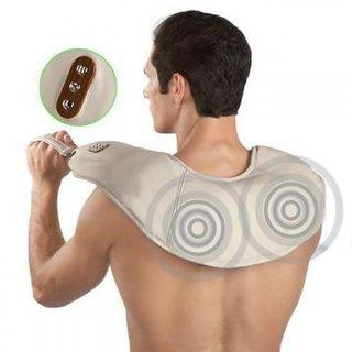Electric Neck Shoulder Massager Cervical massage Shawl Neck Waist Back Massage