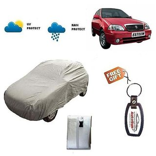 Maruti Suzuki Esteem Car Body Cover (Free key Chain)