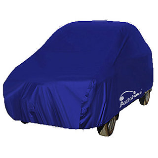 Autofurnish Car Body Cover For Maruti Estilo - Parachute Blue