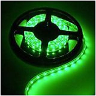 Zivaha Led Strip 3528 Green Light 5 Meter