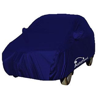 Autofurnish Car Body Cover For Skoda Yeti - Parker Blue