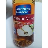 American Garden Apple Cider Vinegar 16oz-Original 473 ML (New Pack)