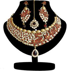 Designer necklace set bt the pari