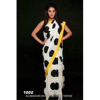 e9a899b91e2ae Shop MIA Masaba Gupta Style Saree Online - Shopclues