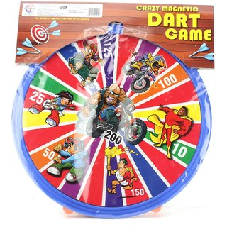 Crazy Magnetic Dart Game