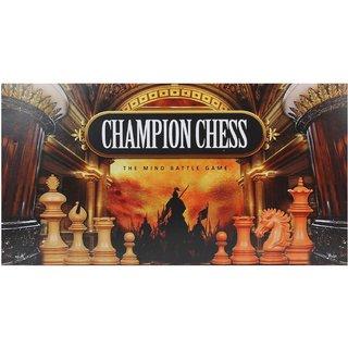CHAMPION CHESS SET Jumbo
