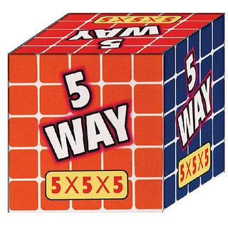 Ratna's TOP EXCITING CUBE-5 Way