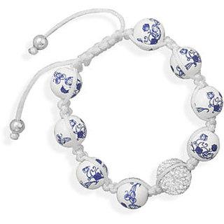 Bracelet makrum