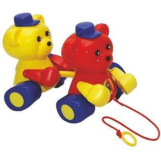 Pull Along Baby Teddy