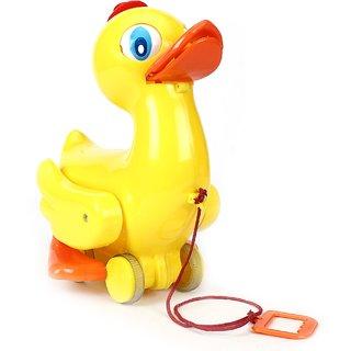 Quacking Duck Pulling