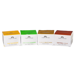 Organic Therapie Perfect Skin Combo