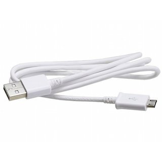FASTOP Premium Quality micro USB V8 to USB 2.0 Data Sync Transfer Charging Cable for Lyf Flame 4