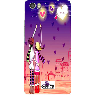 HIGH QUALITY PRINTED BACK CASE COVER FOR Micromax Canvas Fire 4G Plus Q412 ALPHA 8