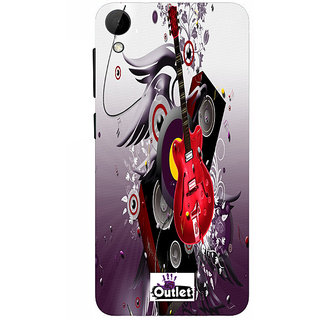 HIGH QUALITY PRINTED BACK CASE COVER FOR HTC Desire 825 ALPHA 80