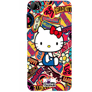 HIGH QUALITY PRINTED BACK CASE COVER FOR HTC Desire 825 ALPHA 113