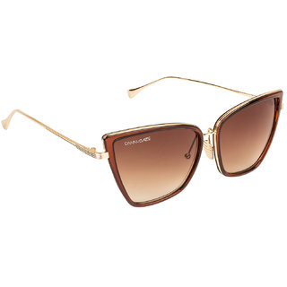 Danny Daze Cat-eye D-2868-C2 Sunglasses