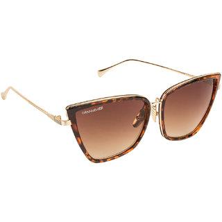 Danny Daze Cat-eye D-2868-C3 Sunglasses