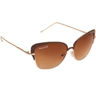 Danny Daze Oval D-2874-C2 Sunglasses