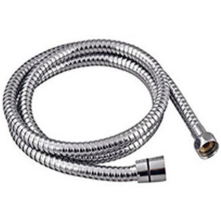 Prestige 1mtr SS flexible health faucet shower tube pipe