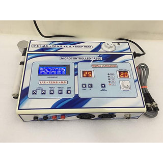 5 in 1 IFT TENS MS DEEP HEAT THERAPY