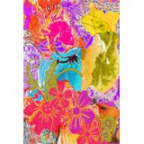 Affordable Art India Abstract Canvas Art AEAT20b