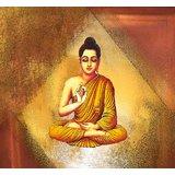 Affordable Art India Canvas Art Lord Gautam Budh AEGB1c