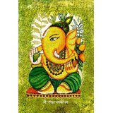 Affordable Art India Canvas Art Of Lord Ganesha AELG4c