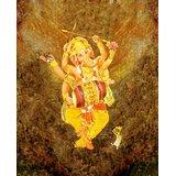 Affordable Art India Canvas Art Of Lord Ganesha AELG7c