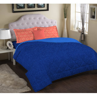 Best Seller King Size Blue Bedlinen