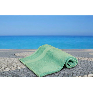 Sea Green Bliss Low Twist Bath Towel Bath Towel