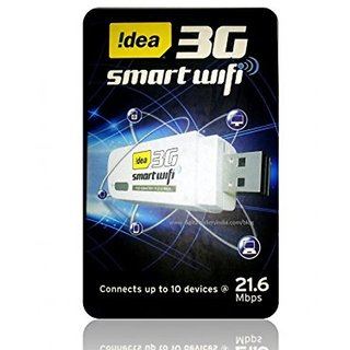 Idea 3G Smart Wifi Dongle Unlocked Huawei E8231s-1