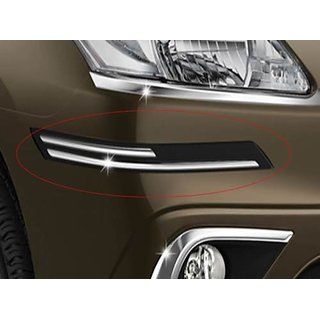 Car Corner Bumper Protector Guard Molding Black Universal for All Cars
