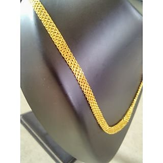 Gold Plated Men's Chain ( Golden chain for men )