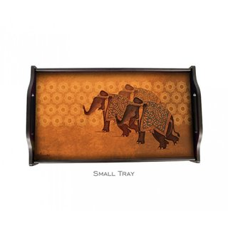 The RingMaster Tray 3 Elephants (Small)